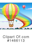 Hot Air Balloon Clipart #1466113