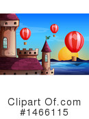 Hot Air Balloon Clipart #1466115