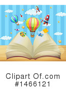 Hot Air Balloon Clipart #1466121 by Graphics RF