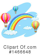 Hot Air Balloon Clipart #1466648