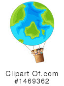 Hot Air Balloon Clipart #1469362
