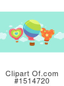 Hot Air Balloon Clipart #1514720