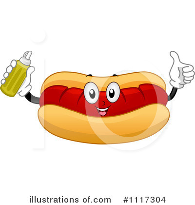 Fast Food Clipart #1117304 by BNP Design Studio