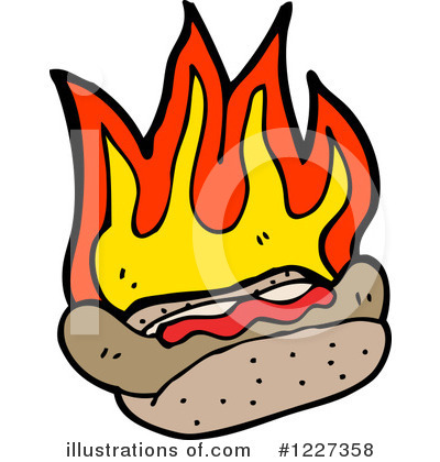 Spicy Clipart #1227358 by lineartestpilot