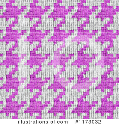 Houndstooth Clipart #1173032 by Arena Creative