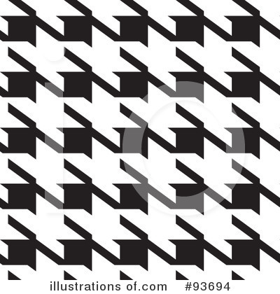 Houndstooth Clipart #93694 by michaeltravers