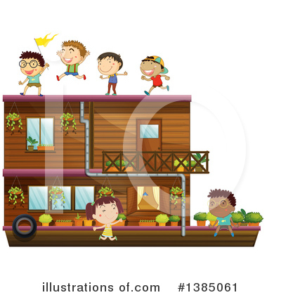 Boat Clipart #1385061 by Graphics RF