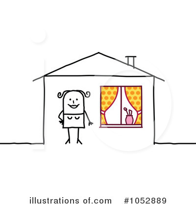 Real Estate Clipart #1052889 by NL shop