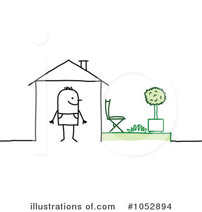 Real Estate Clipart #1052894 by NL shop