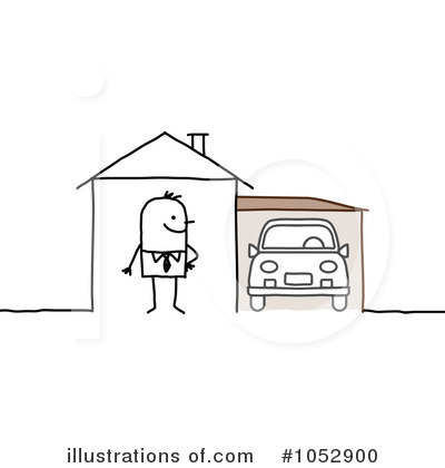 Real Estate Clipart #1052900 by NL shop