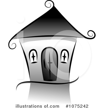 House Clipart #1075242 by BNP Design Studio