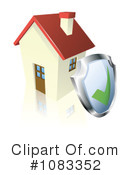 House Clipart #1083352 by AtStockIllustration