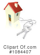 House Clipart #1084407 by AtStockIllustration