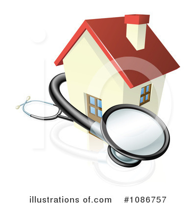Stethoscope Clipart #1086757 by AtStockIllustration