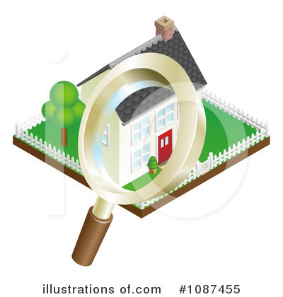 Home Insurance Clipart #1087455 by AtStockIllustration