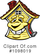 Royalty-Free (RF) House Clipart Illustration #1098019