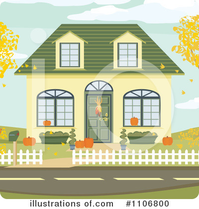 Season Clipart #1106800 by Amanda Kate