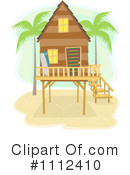 Royalty-Free (RF) House Clipart Illustration #1112410