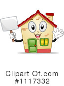 Royalty-Free (RF) House Clipart Illustration #1117332