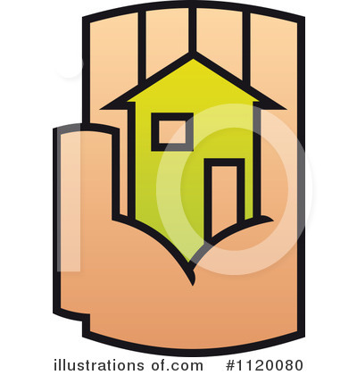 House Clipart #1120080 by Vector Tradition SM