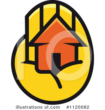 House Clipart #1120082 by Vector Tradition SM