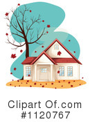 Royalty-Free (RF) House Clipart Illustration #1120767