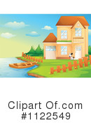 Royalty-Free (RF) House Clipart Illustration #1122549