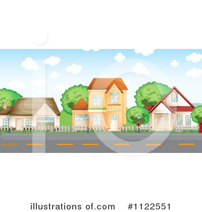 Road Clipart #1122551 by Graphics RF