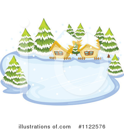 Cabin Clipart #1122576 by Graphics RF