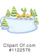 Royalty-Free (RF) House Clipart Illustration #1122576