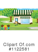 House Clipart #1122581 by Graphics RF