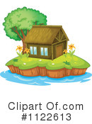 House Clipart #1122613 by Graphics RF