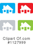 House Clipart #1127999 by michaeltravers