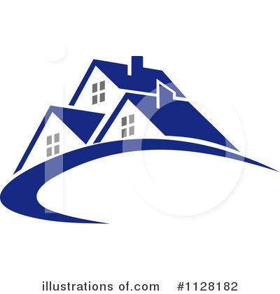 Real Estate Clipart #1128182 by Vector Tradition SM