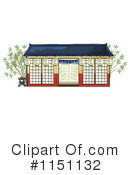 Royalty-Free (RF) House Clipart Illustration #1151132