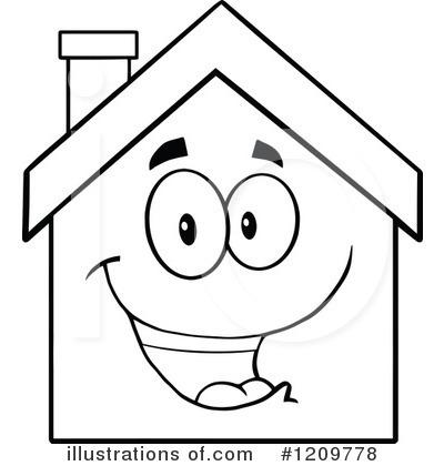 House Clipart 1209778