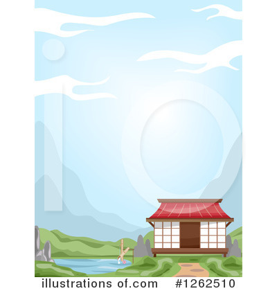 Royalty-Free (RF) House Clipart Illustration by BNP Design Studio - Stock Sample #1262510