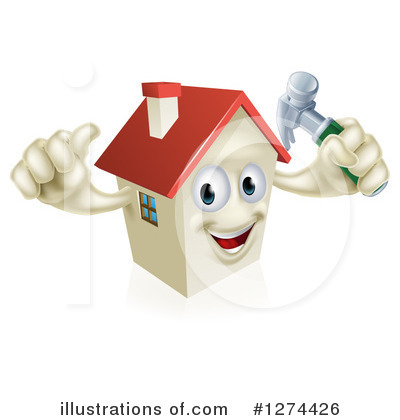 Construction Clipart #1274426 by AtStockIllustration