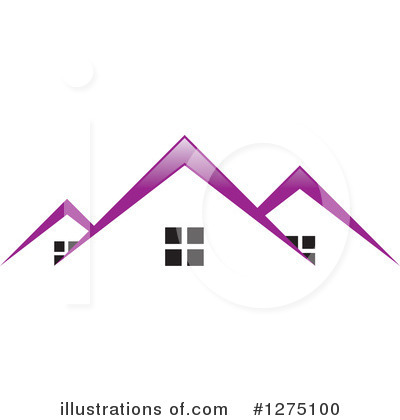 House Clipart #1275100 by Lal Perera