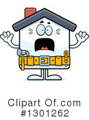 House Clipart #1301262 by Cory Thoman