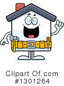 House Clipart #1301264 by Cory Thoman