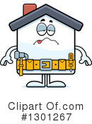House Clipart #1301267 by Cory Thoman