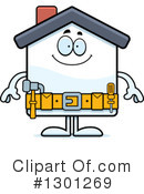 House Clipart #1301269 by Cory Thoman