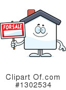 House Clipart #1302534 by Cory Thoman