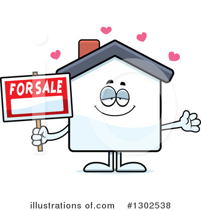 House Clipart #1302538 by Cory Thoman