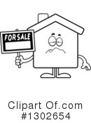 House Clipart #1302654 by Cory Thoman