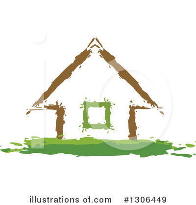 Painting Clipart #1306449 by Lal Perera