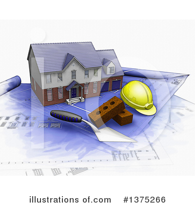 Architect Clipart #1375266 by KJ Pargeter