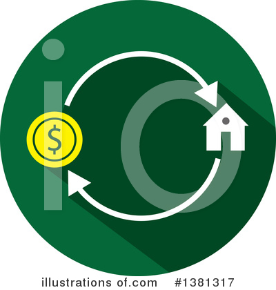 Finance Clipart #1381317 by ColorMagic