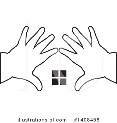 Window Clipart #1408458 by Lal Perera